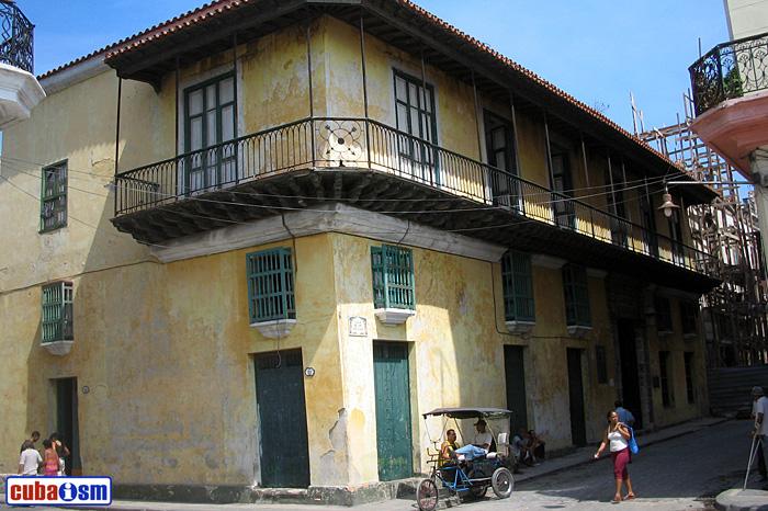 Casa del Conde de Casa Barreto, La Habana Vieja, Cuba