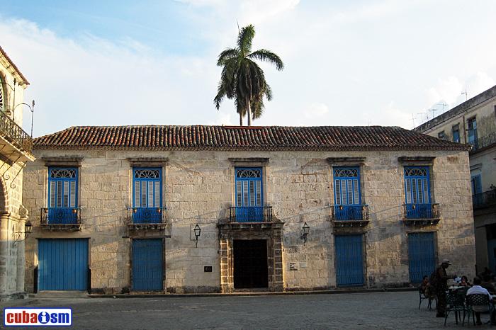 Casa del Conde de Casa Bayona, La Habana Vieja, Cuba