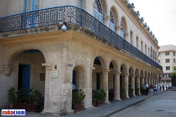 Casa del Conde de Santovenia, La Habana Vieja, Cuba