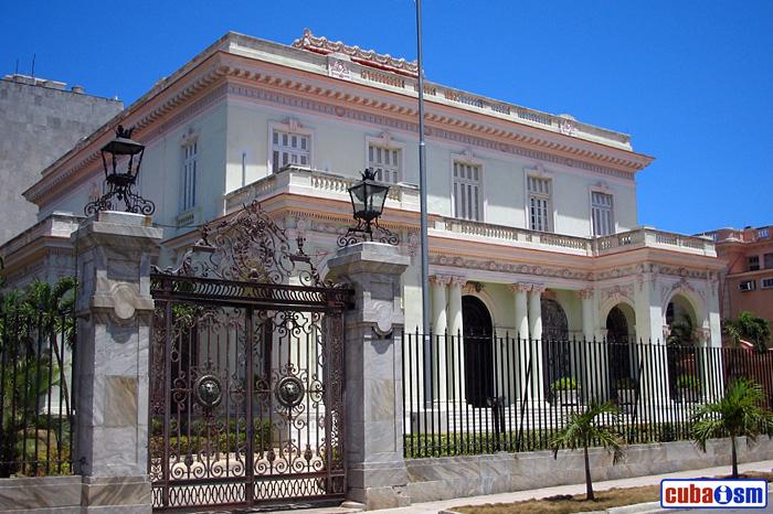 Casa de la Condesa de Loreto, La Habana, Cuba
