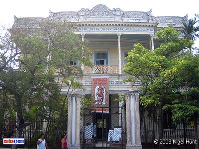 Casa de Cosme Blanco Herrera, La Habana, Cuba