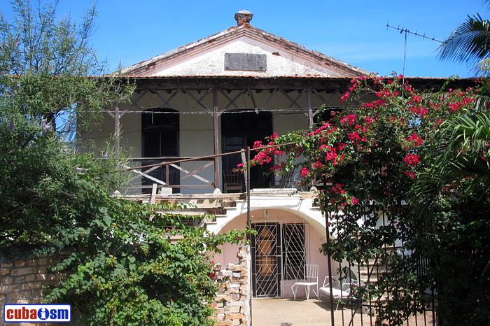 Casa de la familia Loynaz del Castillo, La Habana, Cuba