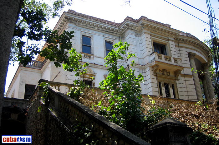 Casa de Fausto Menocal, La Habana, Cuba