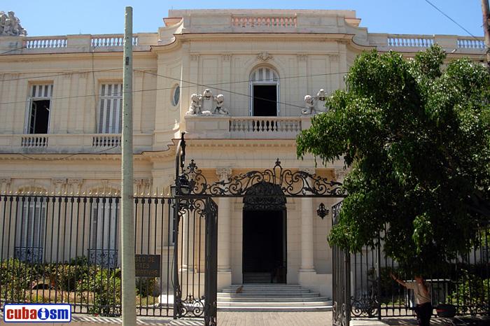 Casa de José Gómez Mena, La Habana, Cuba