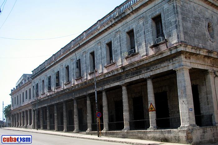 Casa de José Melgares, El Cerro, La Habana, Cuba