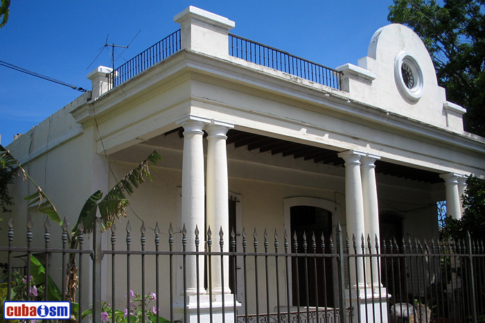 Casa de Juan Bautista Docio, La Habana, Cuba