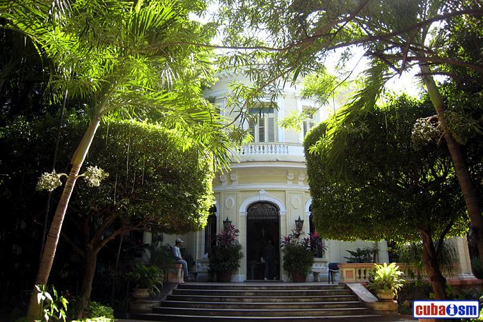 Casa de Juan Gelats, La Habana, Cuba