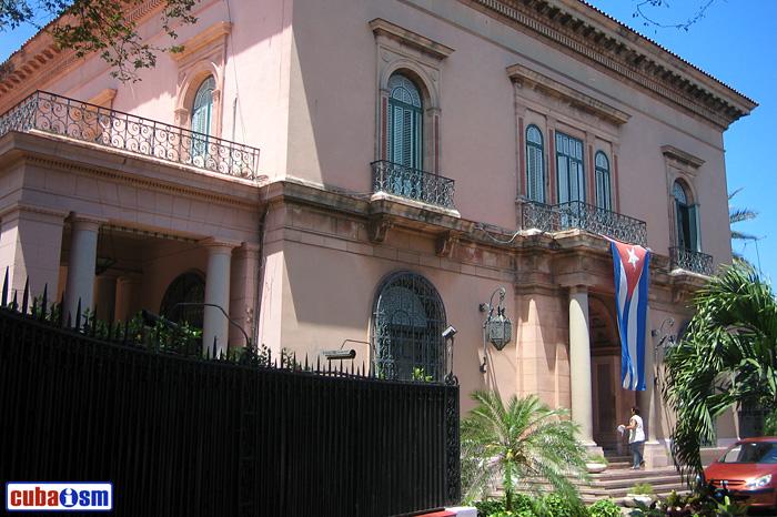Casa de Juan Pedro Baró, La Habana, Cuba