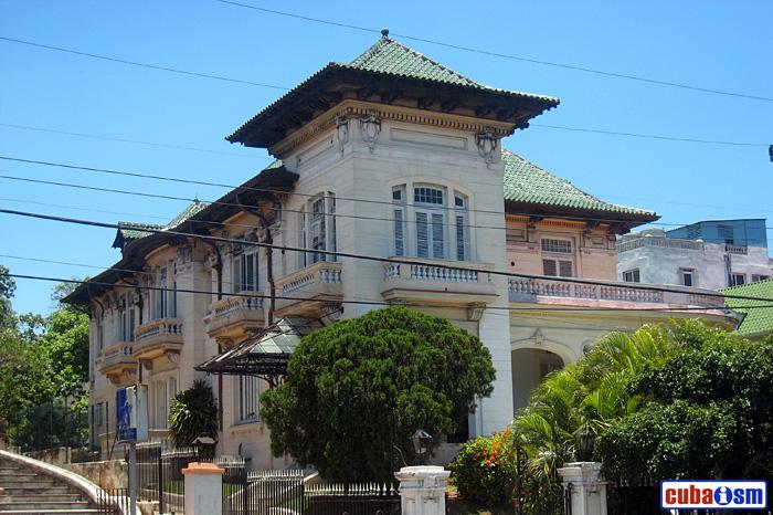 Casa de Luis Menocal, La Habana, Cuba
