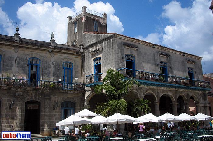 arquitectura habana .org - Casa del Marquez de Aguas Claras
