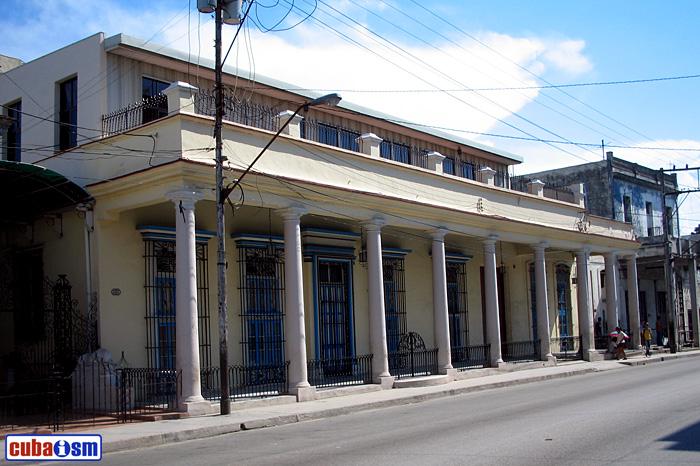 Casa del Marqués de Pinar del Río, El Cerro, La Habana, Cuba