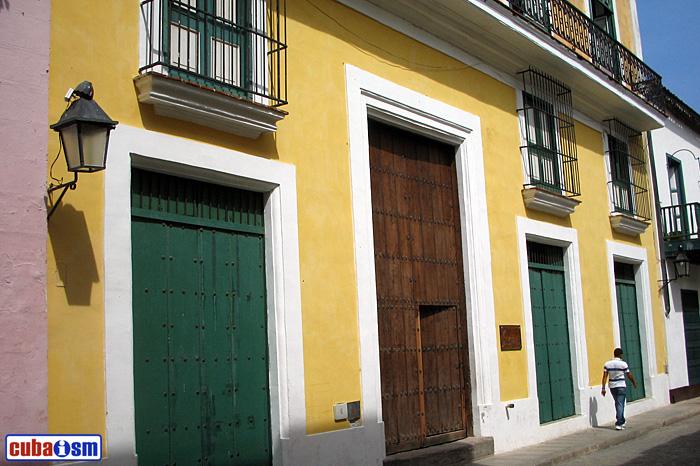 Casa del Obispo, La Habana Vieja, Cuba