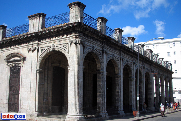 Casa del siglo XIX, Centro Habana, Cuba