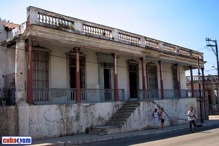 Casa del siglo XIX, El Cerro, La Habana, Cuba