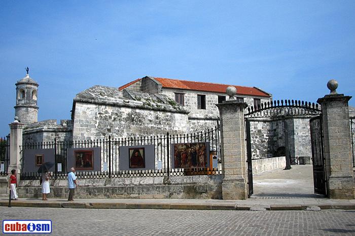 Castillo de la Real Fuerza, La Habana Vieja, Cuba