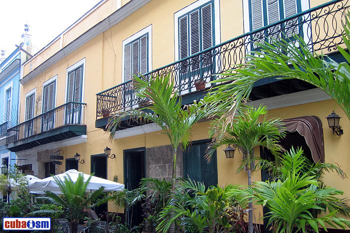 Colegio de San Francisco de Sales, La Habana Vieja, Cuba