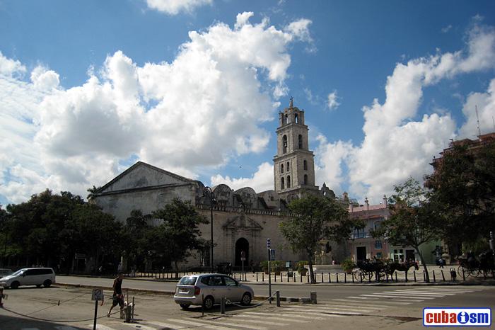 Convento de San Francisco de Asís, La Habana Vieja, Cuba