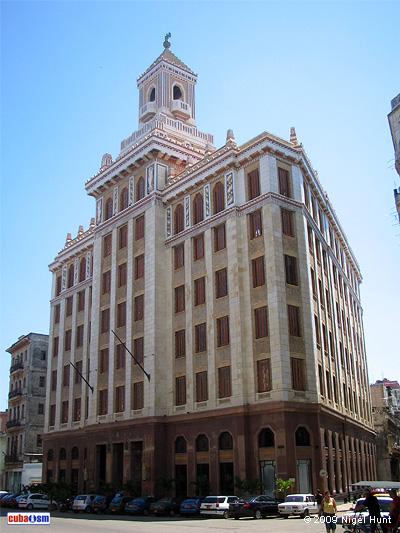 arquitectura habana .org - Edificio Bacardi