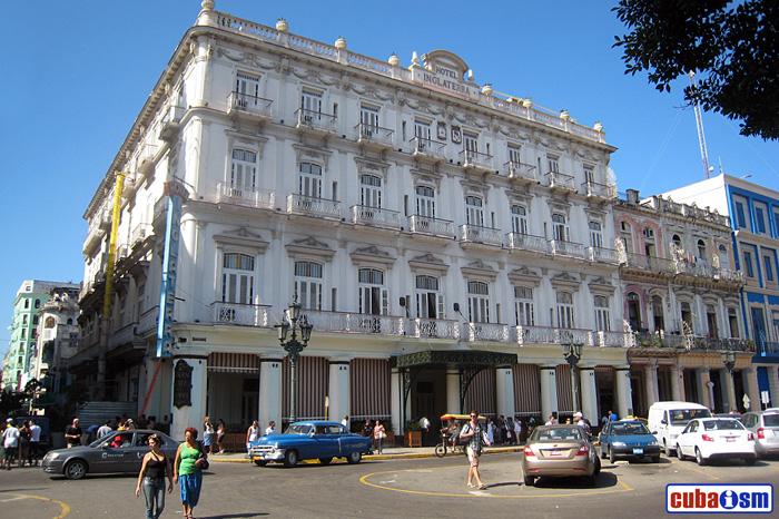 Hotel Inglaterra, La Habana, Cuba