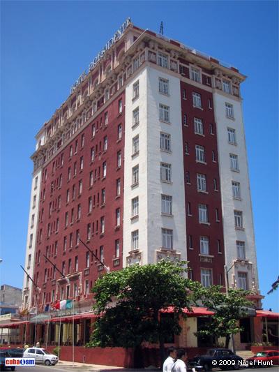 Hotel Presidente, La Habana, Cuba