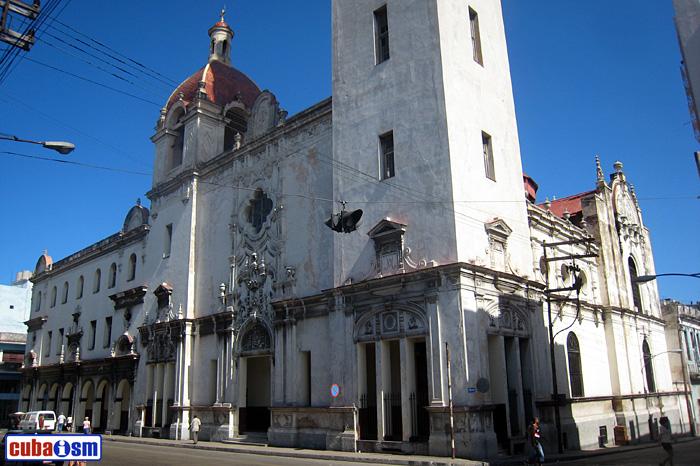 Convento e Iglesia del Carmen, Centro Habana, Cuba
