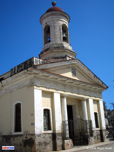 Iglesia de San Judas Tadeo, Centro Habana, Cuba