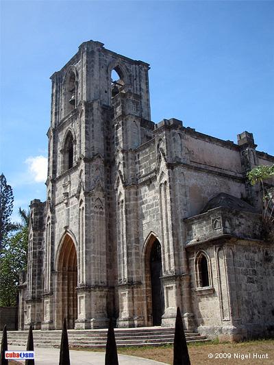 Iglesia de la Santisima Virgen del Carmen, La Habana, Cuba