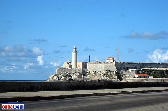 arquitectura habana .org - Castillo de los Tres Reyes del Morro