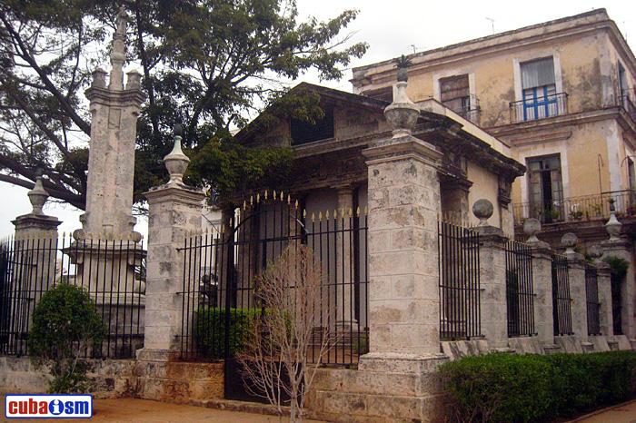 arquitectura habana .org - El Templete, La Habana, Cuba