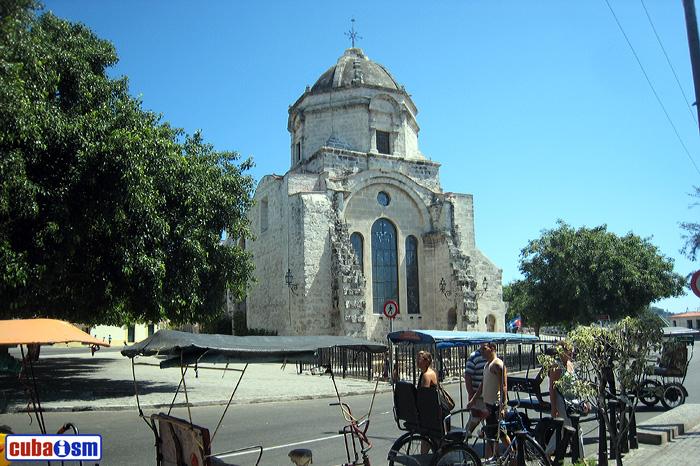 arquitectura habana .org - Antigua Iglesia de Paula en La Habana Vieja, Cuba