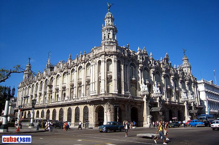 arquitectura habana .org - Gran Teatro de La Habana (Antiguo Teatro Tacon), Cuba