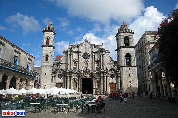 La Catedral de La Habana, La Habana Vieja, Cuba