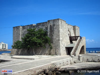 Fuerte de Santa Dorotea de Luna de la Chorrera, La Habana, Cuba