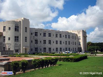 Hospital de Maternidad Obrera, La Habana, Cuba