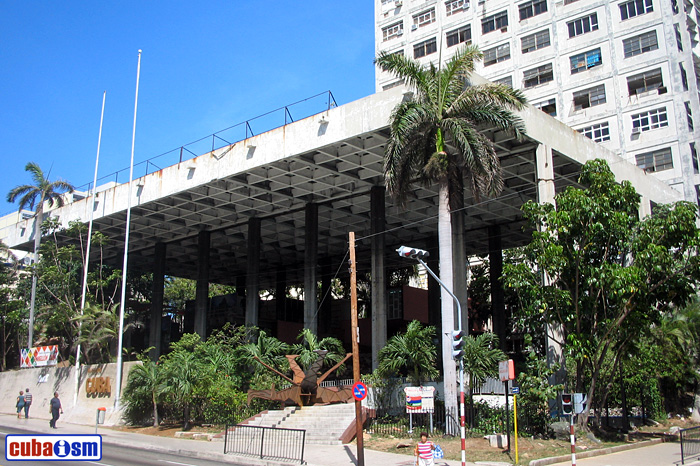 Pabellón Cuba, El Vedado, La Habana