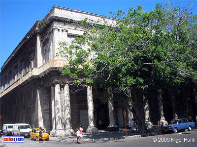 Palacio de Domingo Aldama, Centro Habana, Cuba
