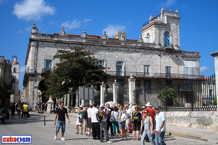 Palacio del Segundo Cabo, La Habana Vieja, Cuba