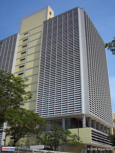 Edificio del Retiro Odontológico, La Habana, Cuba