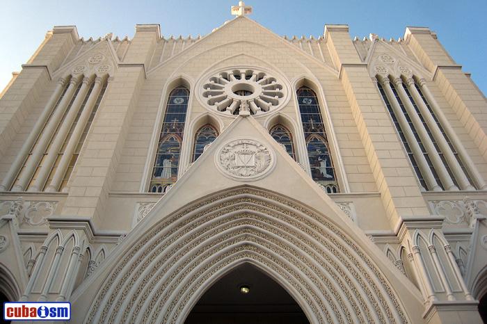 Iglesia de San Juan de Letrán, La Habana, Cuba