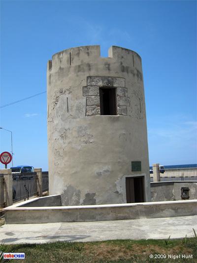 Torreón de San Lázaro, Centro Habana, Cuba